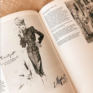 Vintage A Visual History Of Costume Book